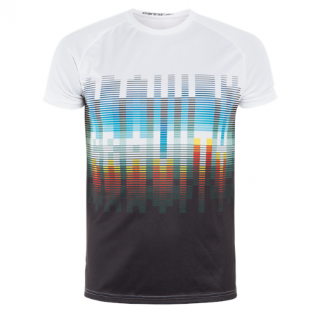 Dainese Hg Tee 3 WhiteStretch Limo